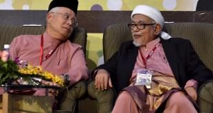 PM Najib dan Presiden PAS (themalaysianinsider.com)