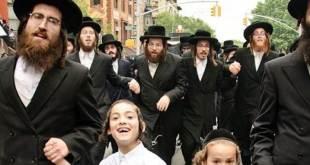 Para rahib Yahudi di Palestina. (islamemmo.cc)
