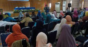 Pelatihan Brain Based Teaching untuk Guru SD dan SMP Se-Kota Kendari. (Waode/Putri/PKPU)