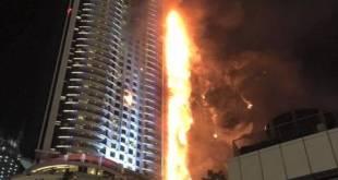 kebakaran hotel