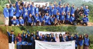 Peserta Cordofa Leadership Camp (CLC) yang diselenggarakan di Komunitas Suku Baduy, Banten, 1-5 Februari 2016.