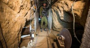 Penjajah Israel temukan terowongan bawah tanah Hamas. (liputan6.com)