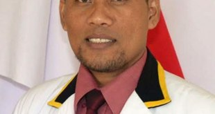 Kusmanto, SH, MH., ketua DPW PKS Papua. (Sunardi)