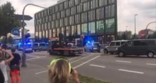 Aksi penembakan di Munich, 11 orang tewas (aljazeera.net)