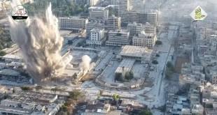 Pertempuran pembebasan Aleppo masih berlanjut. (alresalah.ps)