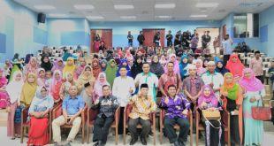 Halal bi Halal sembilan paguyuban INdonesia di Malaysia bersama DR HM Hidayat Nurwahid MA.