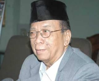 Ketua Majelis Ulama Indonesia (MUI) Amidhan. (Yudi/Primair)
