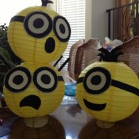 Ideas para fiesta infantil de Minions