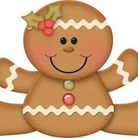 Ginger Navidad Galletitas de Gengibre