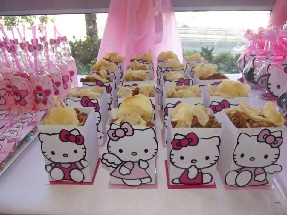 Ideas para fiesta infantil de hello kitty - Ideas cumpleanos infantiles ...