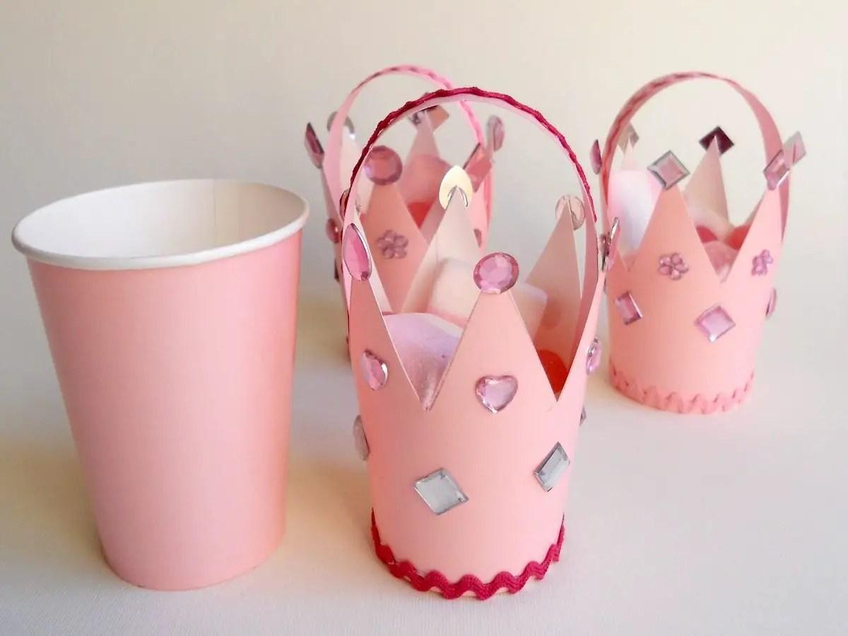 manualidades con vasos desechables   facilisimo.com