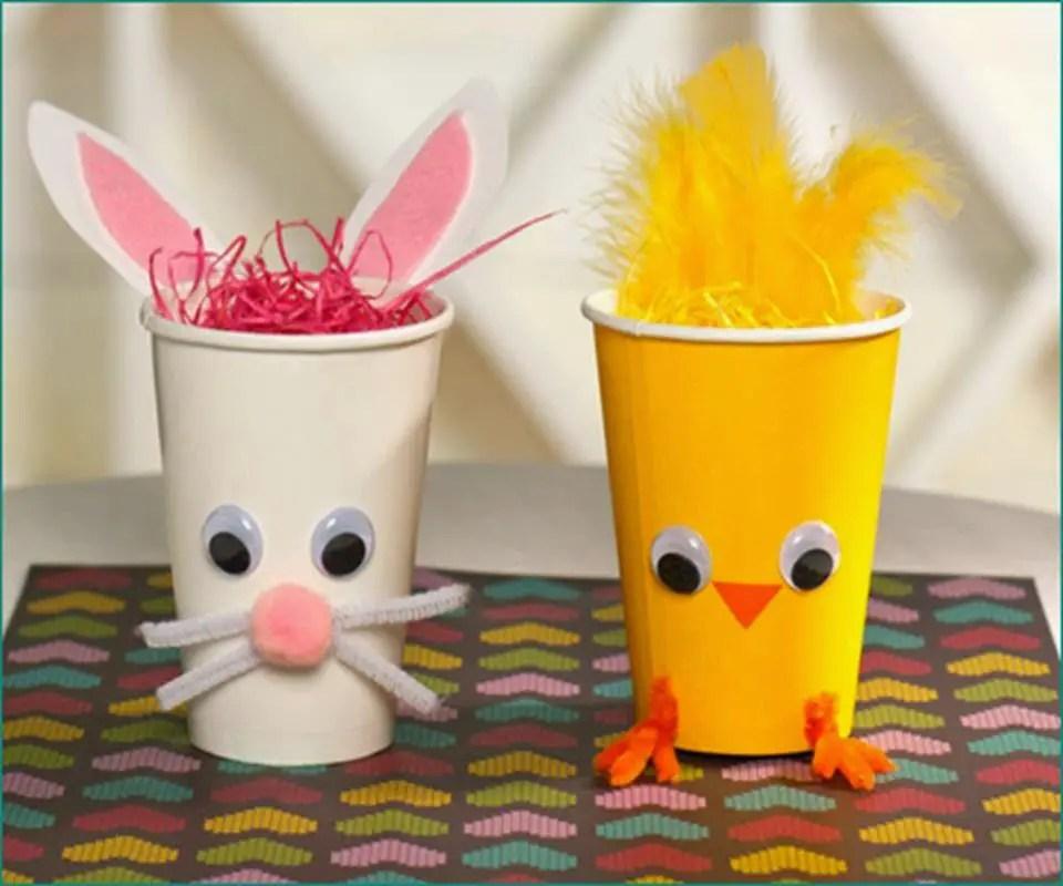 Easter Craft Ideas For Children