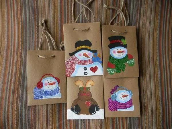 Envolturas originales para tus regalos de navidad - Ideas para regalos de navidad originales ...