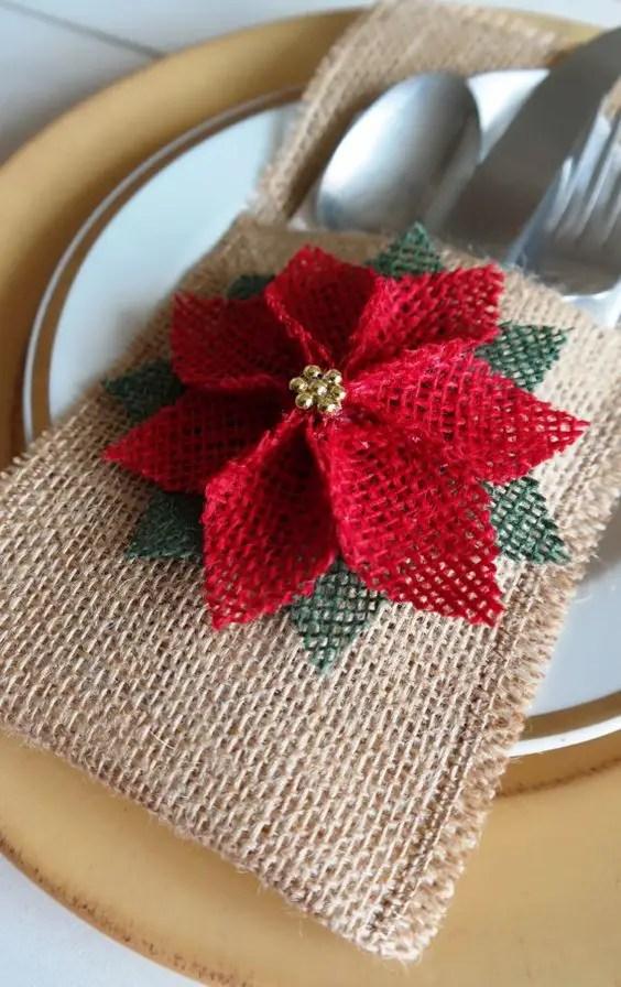 Manualidades hechas con yute arpillera o burlap - Ideas para hacer manteles ...