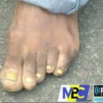 St Lucian Man shows off his PRETTY FEET on National TV (MUST WATCH) - CREOLE