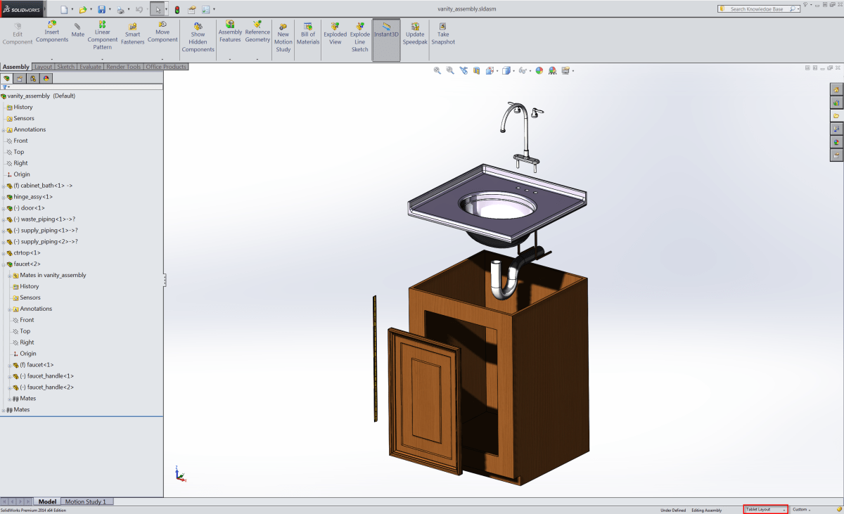 SolidWorks 2014 What's New - Chapter 2: User Interface