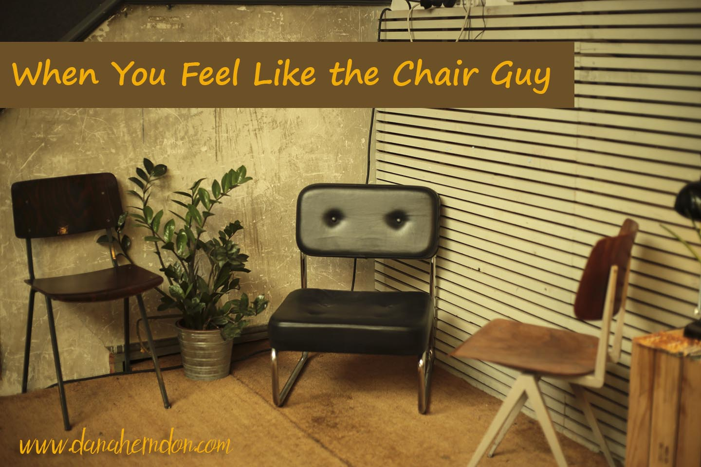 chair guy title