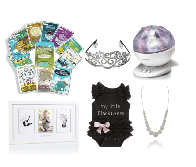 6 Perfect Baby Shower Gifts