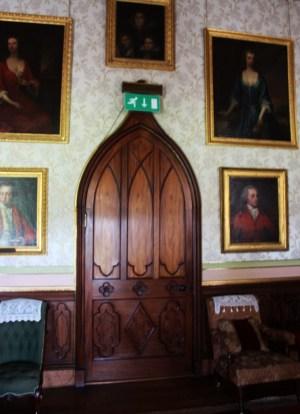 gothic door ARdfern