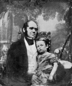 Charles Darwin, family man (1842)