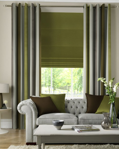 Medium Of Curtains And Blinds