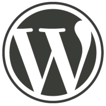 WordPress Logo Detail
