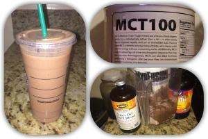 alpha coffee protein shake alphacinno