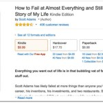 How to Fail at Almost Everything and Still Win Big (Mindset Book Review)