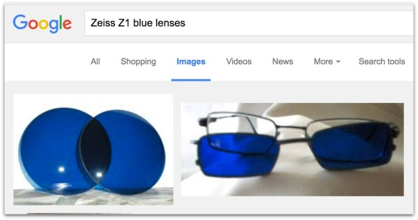 The same glasses employed by the Clinton campaign?