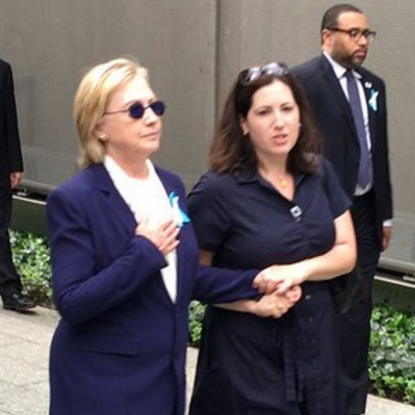 Image result for hillary getting neurological test