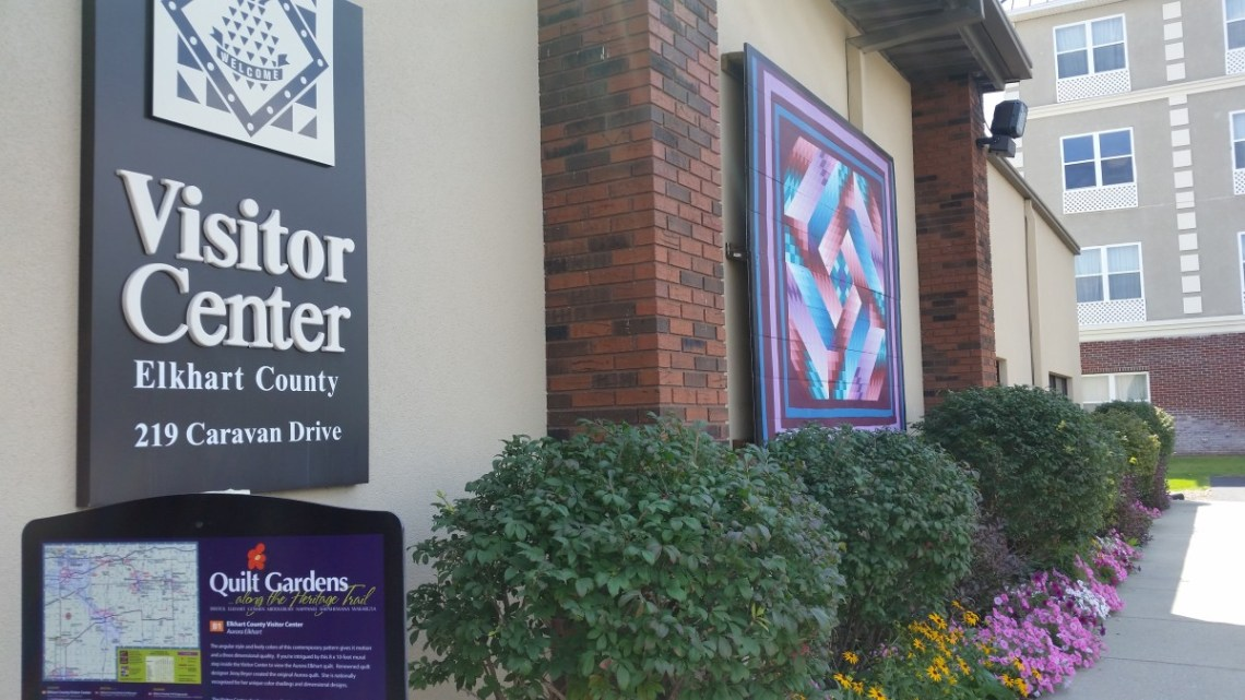 Elkhart, Indiana Visitor Center