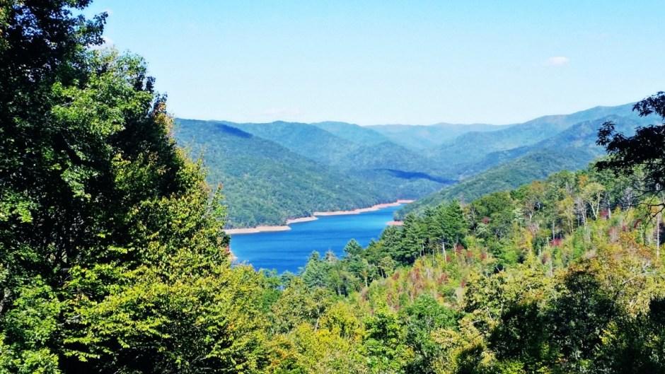 Fontana Lake, Smoky Mountains