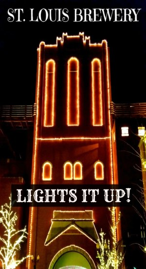 St. Louis Brewery Lights