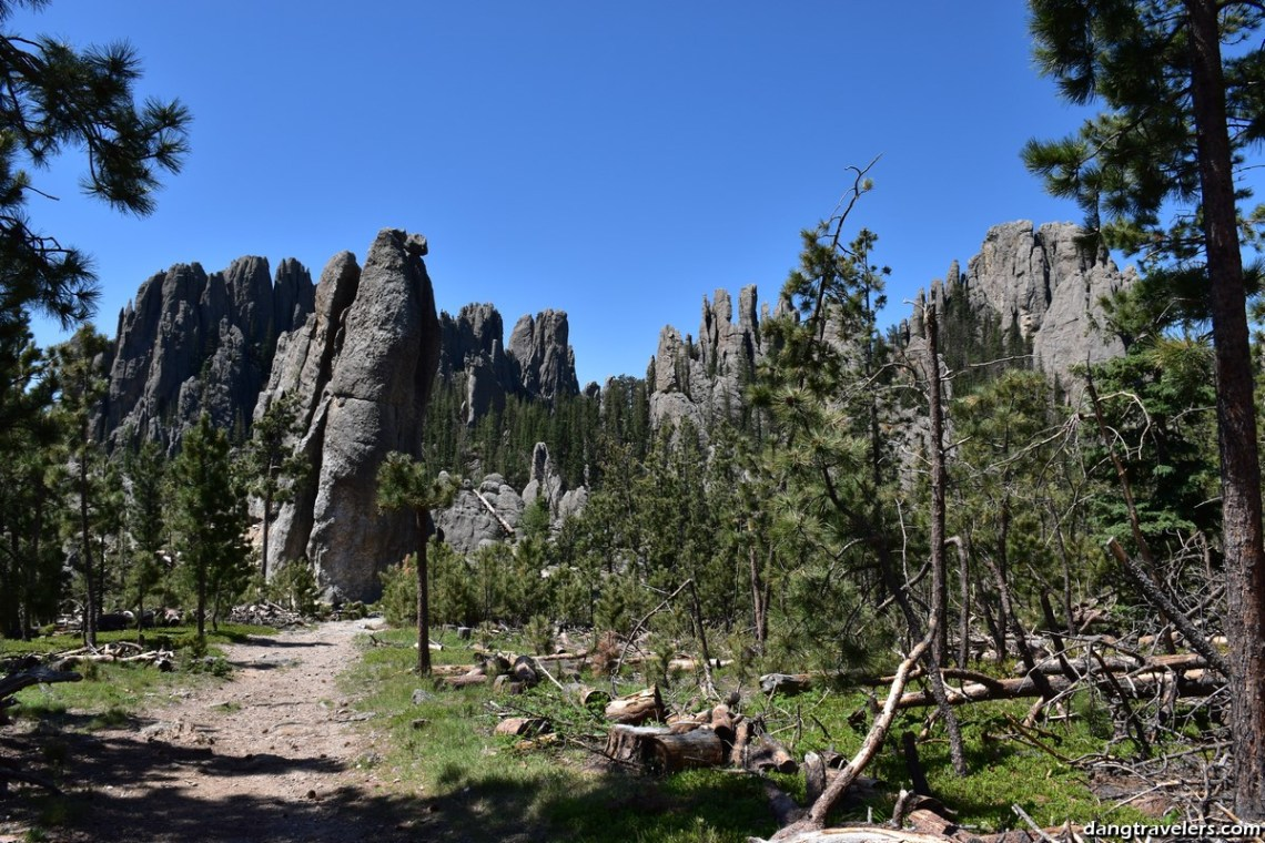 Cathedral Spires Hike 2