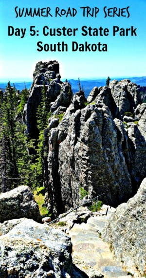 Custer State Park Hiking