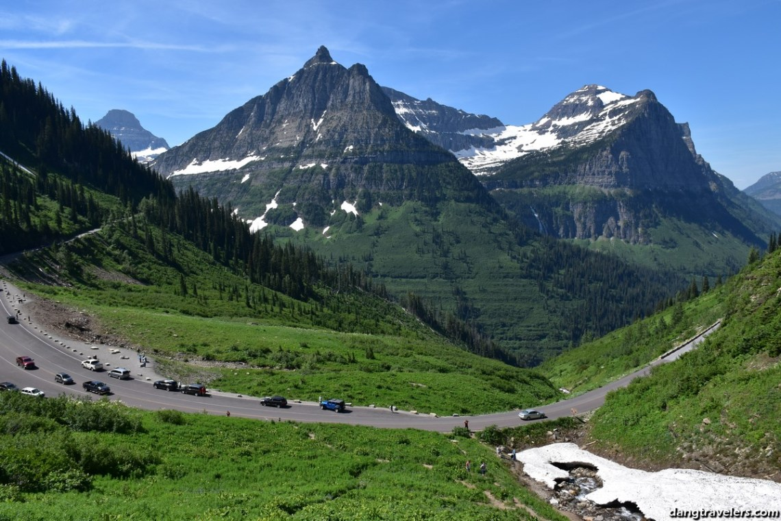 Going to the Sun Road 11