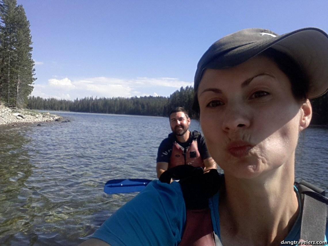 Grand Tetons Canoeing 4