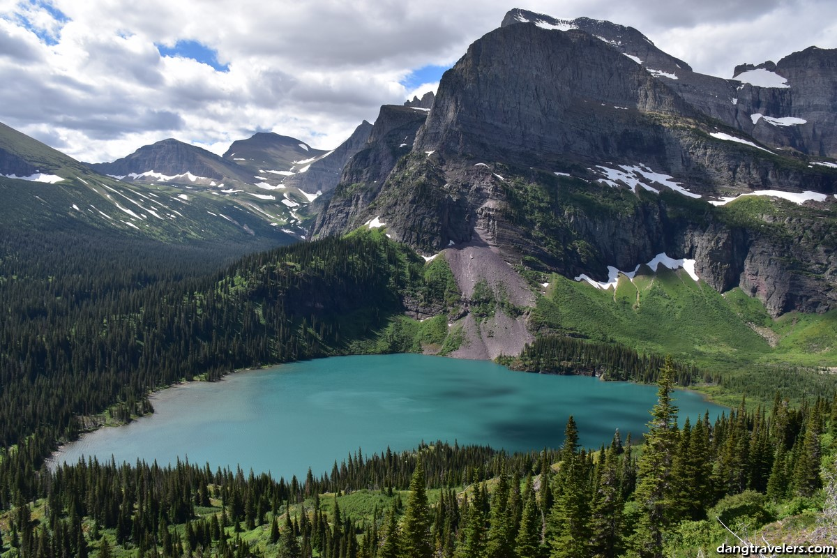 Summer Road Trip, Day 22: Grinnell Glacier Trail