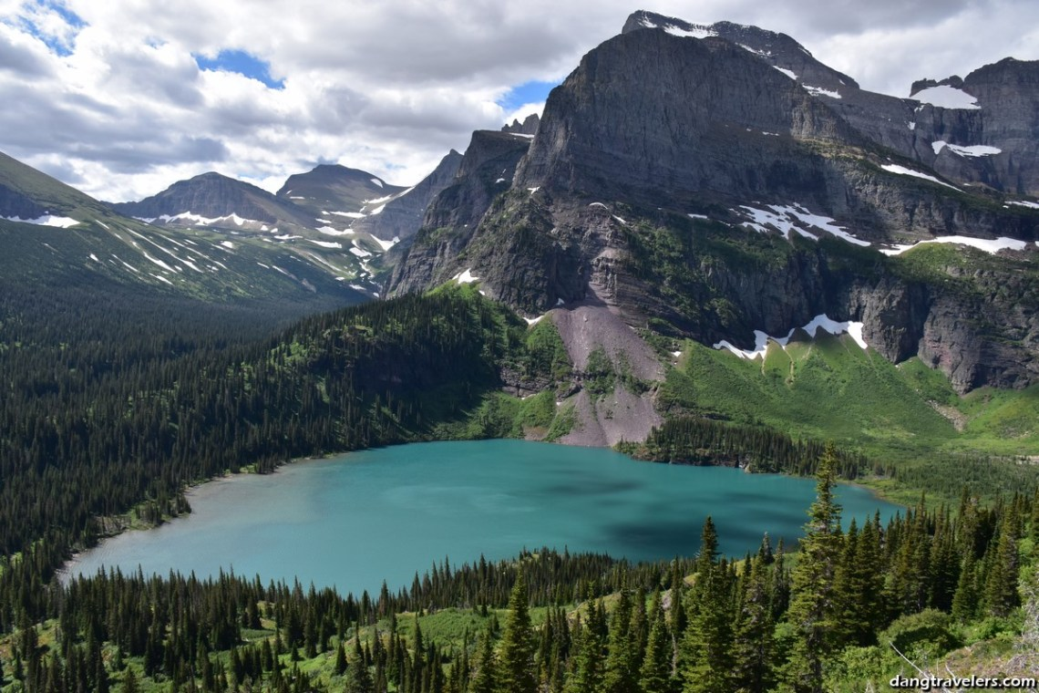 Grinnell Glacier Trail 10