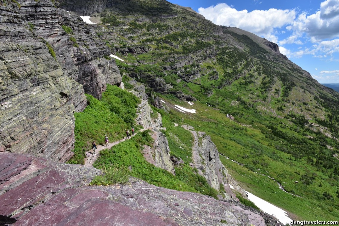 Grinnell Glacier Trail 19
