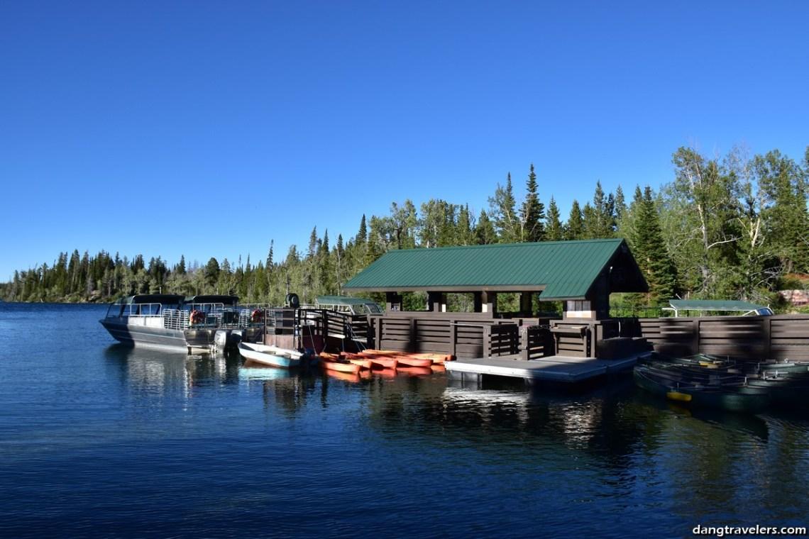 Jenny Lake Boating (Copy)