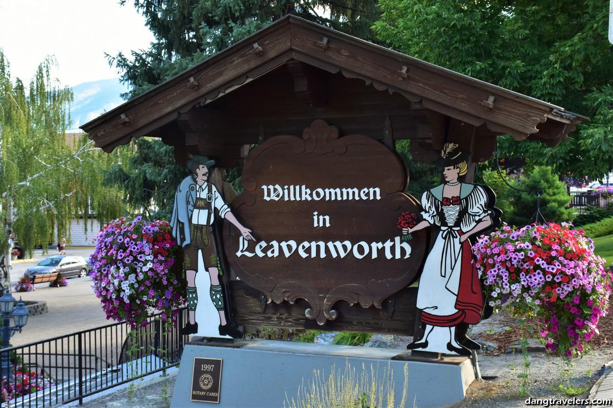 Leavenworth: Welcome to Washington's Bavarian Village