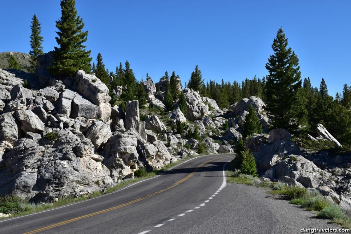 Northwest Yellowstone