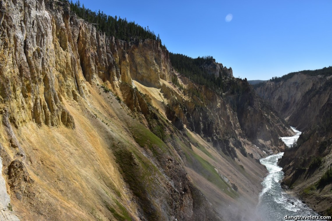Yellowstone Canyon 15