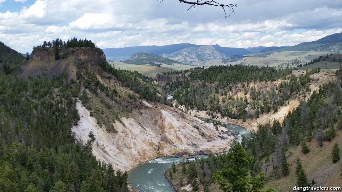 Yellowstone Canyon 2