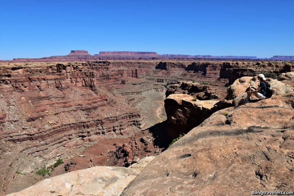 The Wow Factor At Canyonlands National Park Dang Travelers