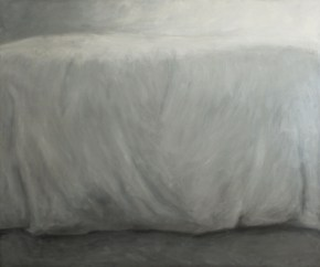 White Shades II - oil on canvas, 100x120cm, 2016