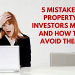 Podcast 46 - 5 Mistakes Property Investors Make And How To Avoid Them