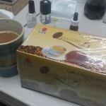 I discovered I love Ganoderma coffee!