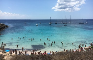 Snapshots | Intervallo in Favignana